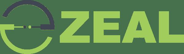 ZEAL AGM BATTERY LOGO