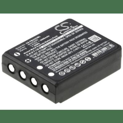 HBC Radiomatic Crane Transmitter Battery FuB06, FuB06N, BA223000, BA223030, FUB05AA