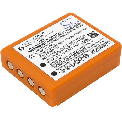 HBC Radiomatic Crane Transmitter Battery FuB06, FuB06N, BA223000, BA223030