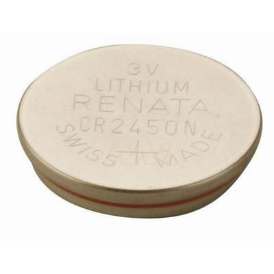 Renata CR2450N Lithium Button Battery