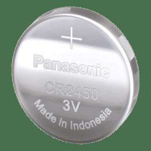 Panasonic CR2450 3V Lithium Coin Cell