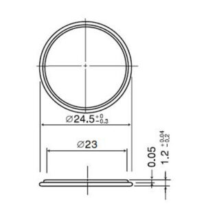 Panasonic_CR2412_dimensions
