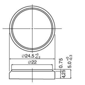 Panasonic_CR2450_dimensions