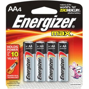 Energizer E91BP4TN