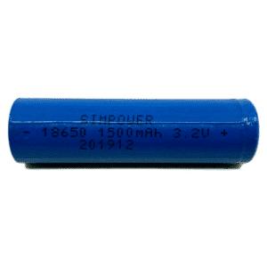 LiFePO4 18650 Lithium Iron Phosphate Battery